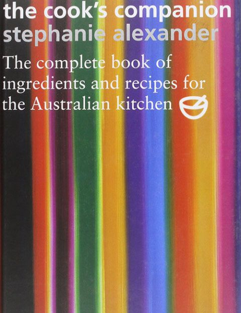 The Cook's Companion cookbook