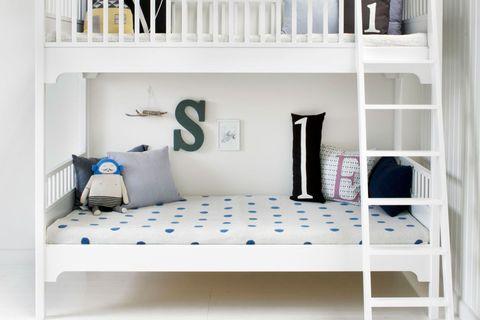 Nubie bunk bed