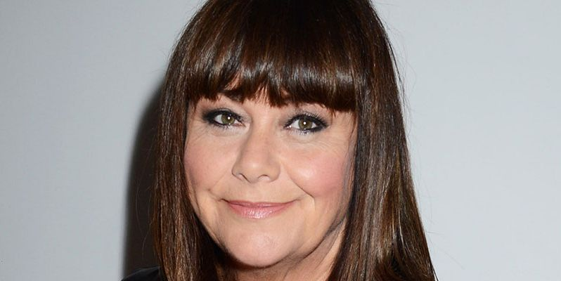 Dawn French shares rare photo of daughter Billie