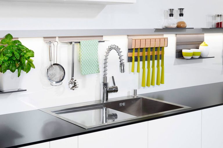 clever kitchen storage ideas to clear kitchen clutter