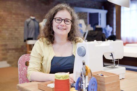 Charlotte Newland Great British Sewing Bee winner