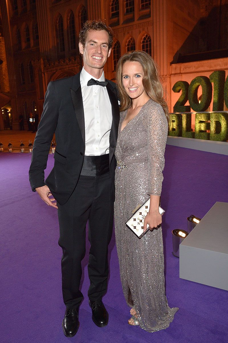 Andy Murray has revealed the name of his son