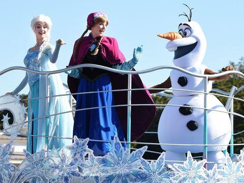 Frozen Elsa Ana Olaf
