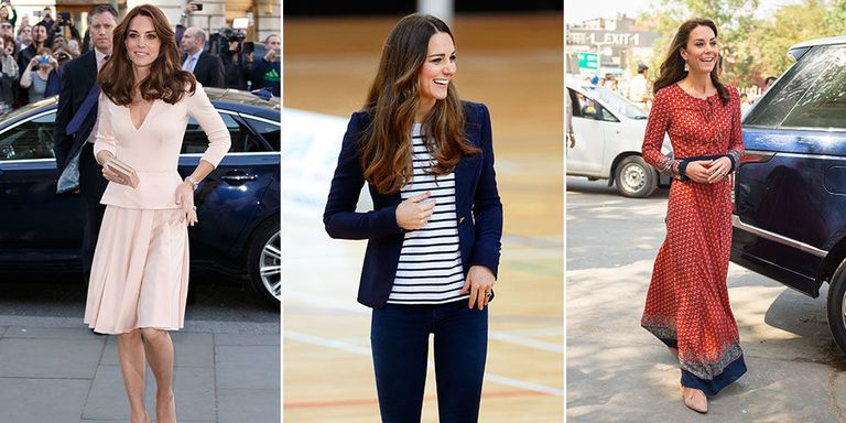 Kate Middleton Dress 9 Style Lessons We Ve Learnt From