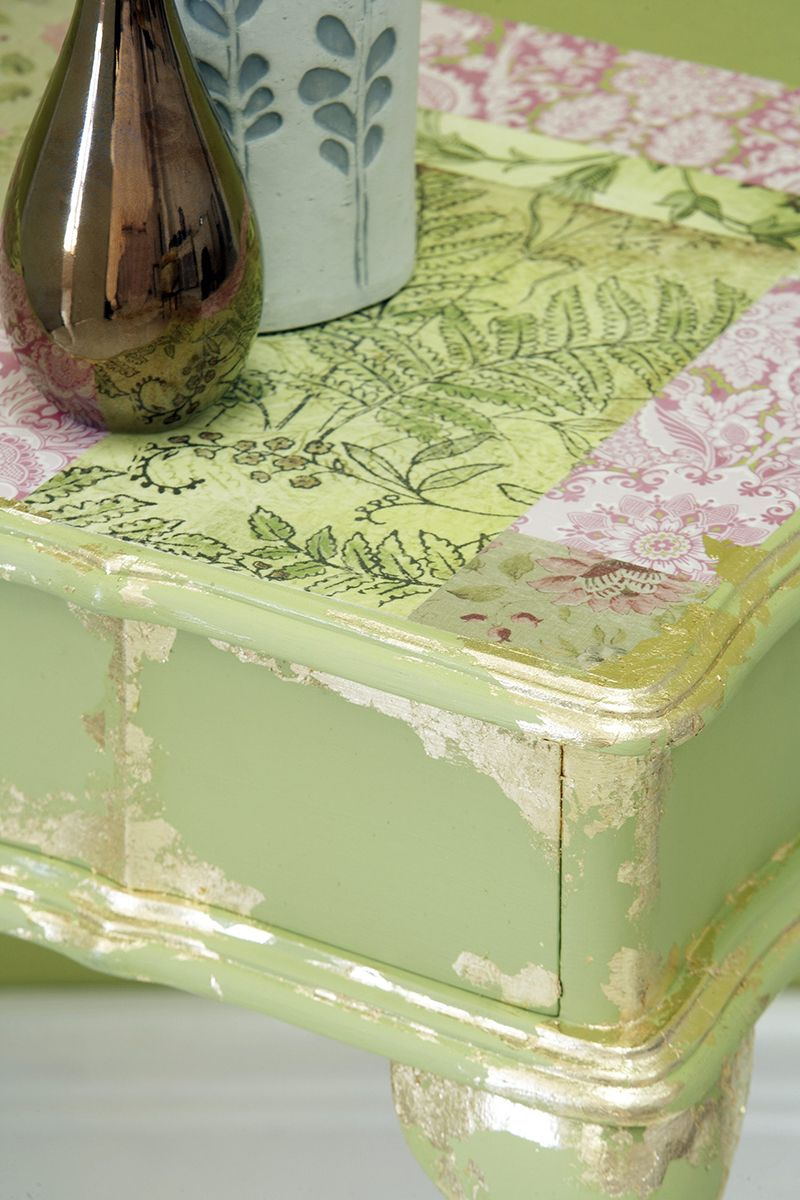 How To Decoupage A Beginner\u0027s Guide To Découpage, The