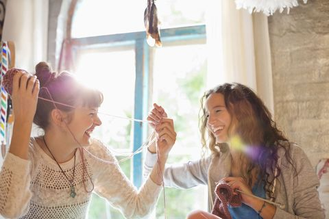 knitting happiness tips