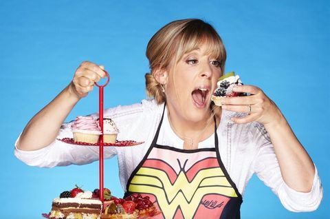 Bake Off presenter talks to Prima about the new show