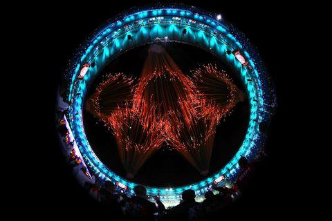 Olympics opening ceremony Rio 2016