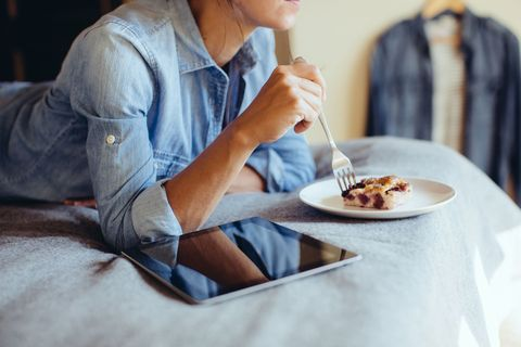 A new report suggests we are eating too many calories