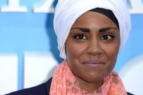 Nadiya Hussain joins the Bake Off as a judge
