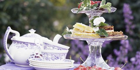 Afternoon tea baking ideas