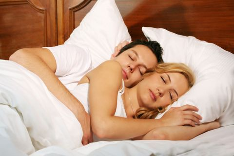 Sleep is good for your relationship