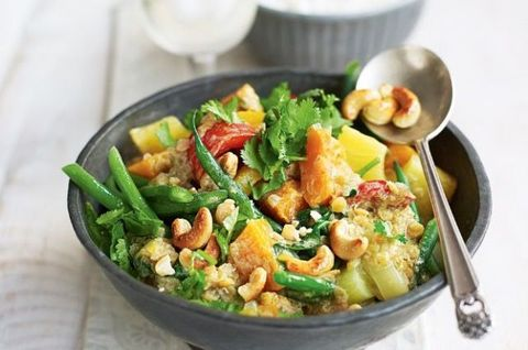 Thai greencurry