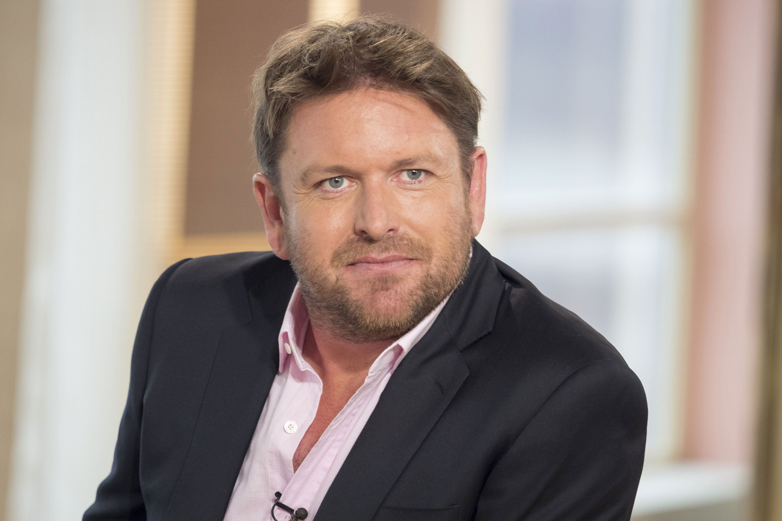 picture James Martin's Saturday Kitchen Replacement Announced