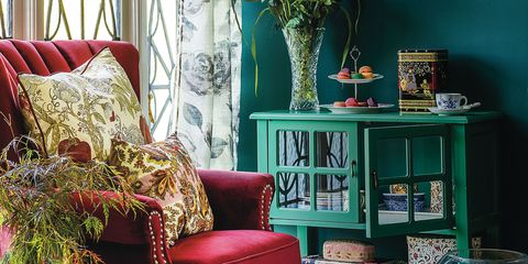 Autumn homes trends