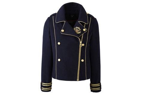Clothing, Collar, Coat, Dress shirt, Sleeve, Textile, Outerwear, Pattern, Blazer, Uniform,