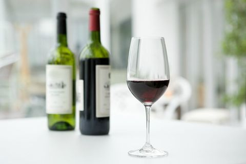 Glass, Drinkware, Liquid, Drink, Stemware, Glass bottle, Wine glass, Bottle, Alcoholic beverage, Barware,