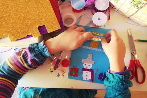 Wrist, Nail, Bracelet, Paint, Creative arts, Stationery, Cosmetics, Games, Craft, Paper product,