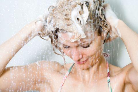 Fluid, Liquid, Cheek, Hairstyle, Skin, Fun, Water, Photograph, Joint, Bathing,