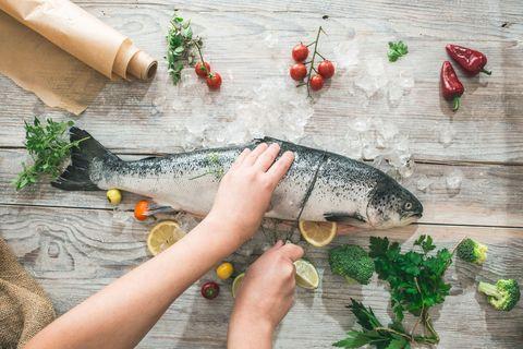 Nordic diet for living longer