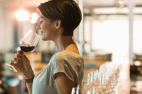Red wine prevents dementia
