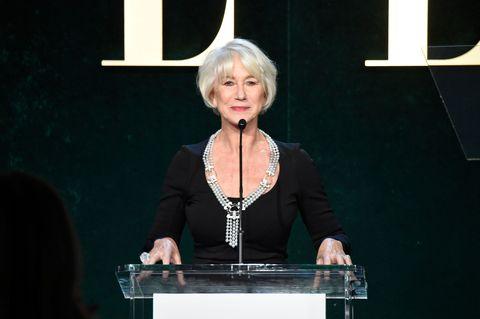 Helen Mirren 23rd Annual ELLE Women In Hollywood Awards