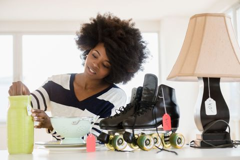 Household items worth money