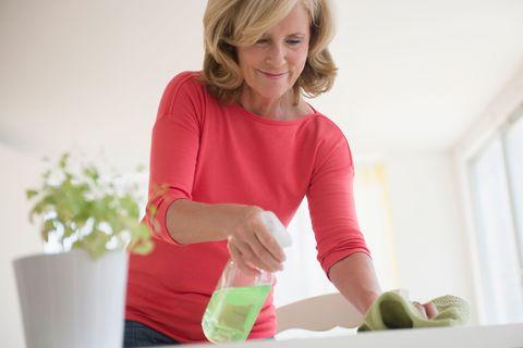 housework is good for women