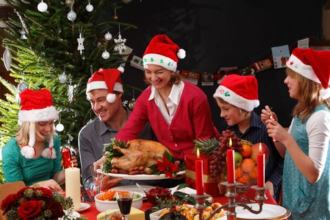 Save money on Christmas lunch