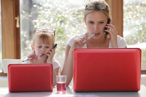 12 things you only know if you're a working mum