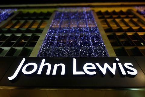 John Lewis tweeting