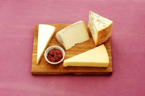 Food, Cuisine, Serveware, Ingredient, Cheese, Tableware, Plate, Dish, Meal, Dishware,
