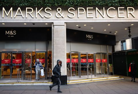 Marks & Spencers closing 60 stores