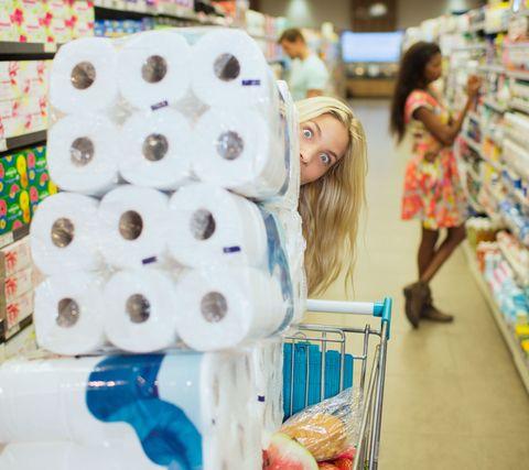 Retail, Customer, Service, Shopping, Street fashion, Shopping cart, Trade, Convenience store, Marketplace, Supermarket,
