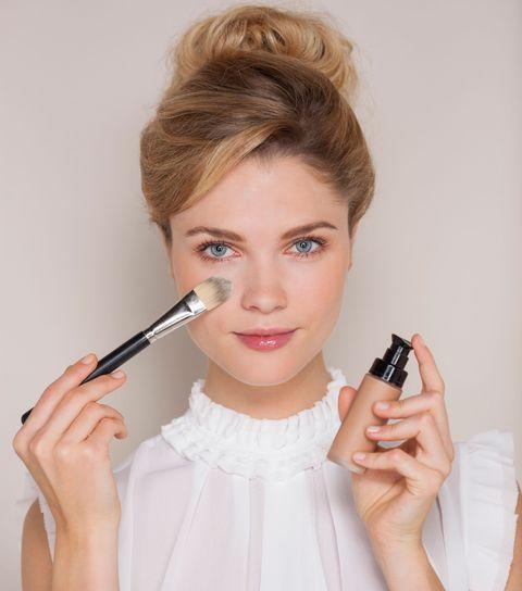 Long-lasting make-up