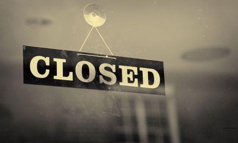 High street chain store closes