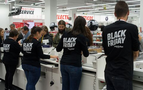 Black Friday deals not what they're cracked up to be