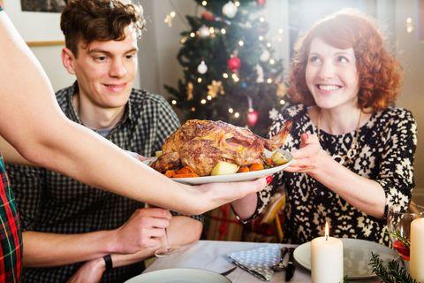 Healthy Christmas food swaps