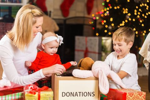 How to give back this Christmas