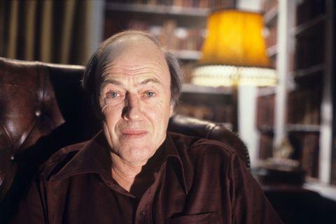 Roald Dahl's name pronounced wrong