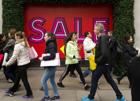 Boxing day sales to end