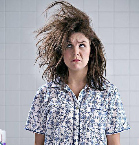Bad hair gene