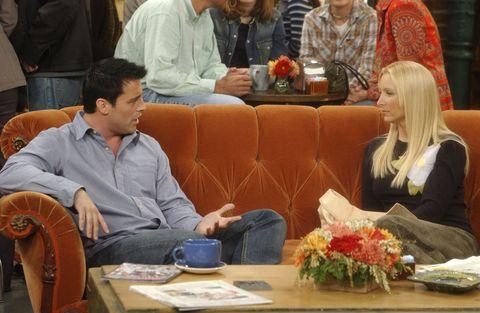 Friends TV show opening scene