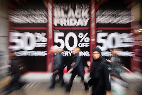 Black Friday fraudsters