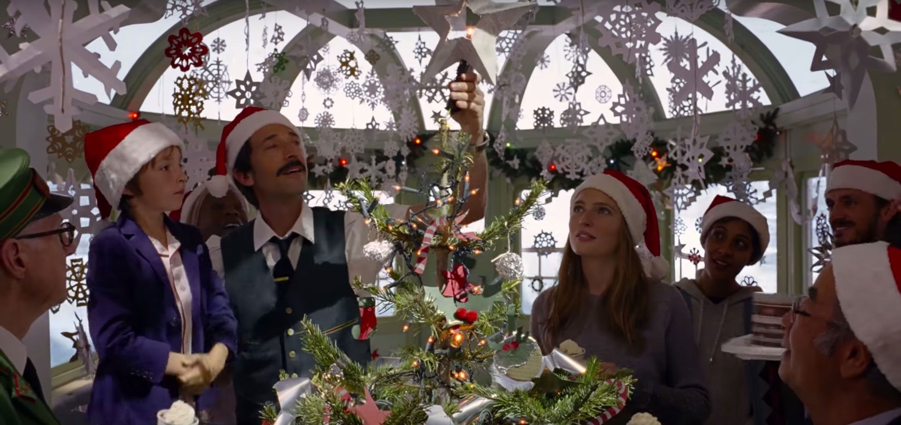 wes anderson directed the new hm christmas advert - Hm Christmas