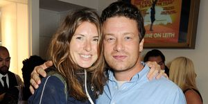 Jamie and Jools Oliver