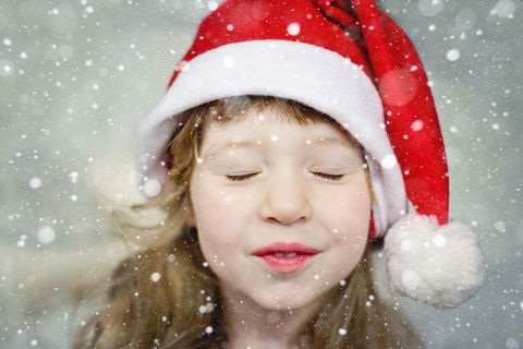 Met Office says white Christmas