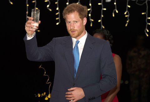Prince Harry ITV documentary