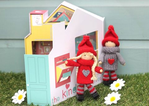 The Kindness Elves inspire happiness for Christmas