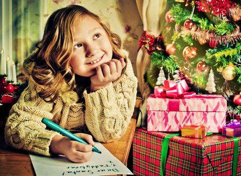 Children's funny letters to santa